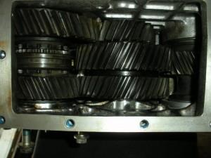 Landrover gear set 1